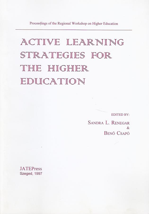 Active learning strategies for the higher education